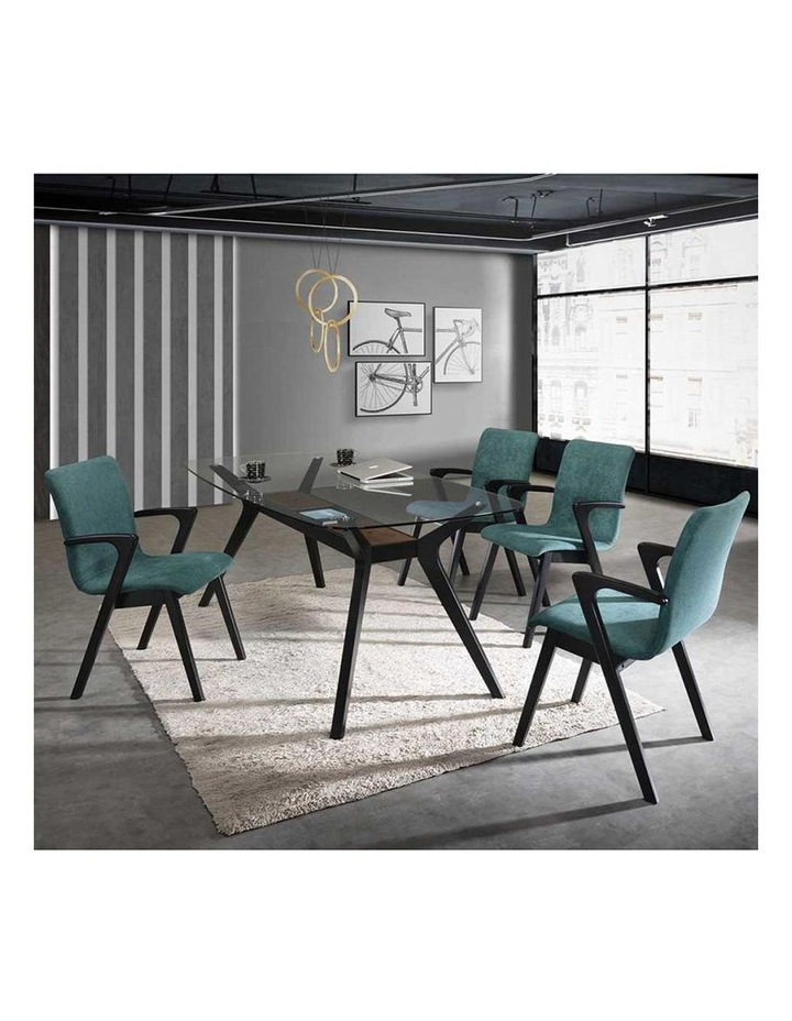 Fleur Dining Chair - Teal image 7