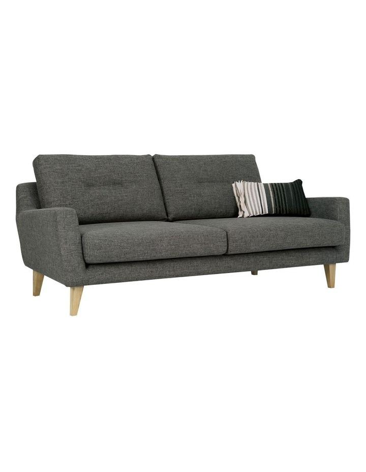 Malibu 3 Seater Sofa - Seal image 1