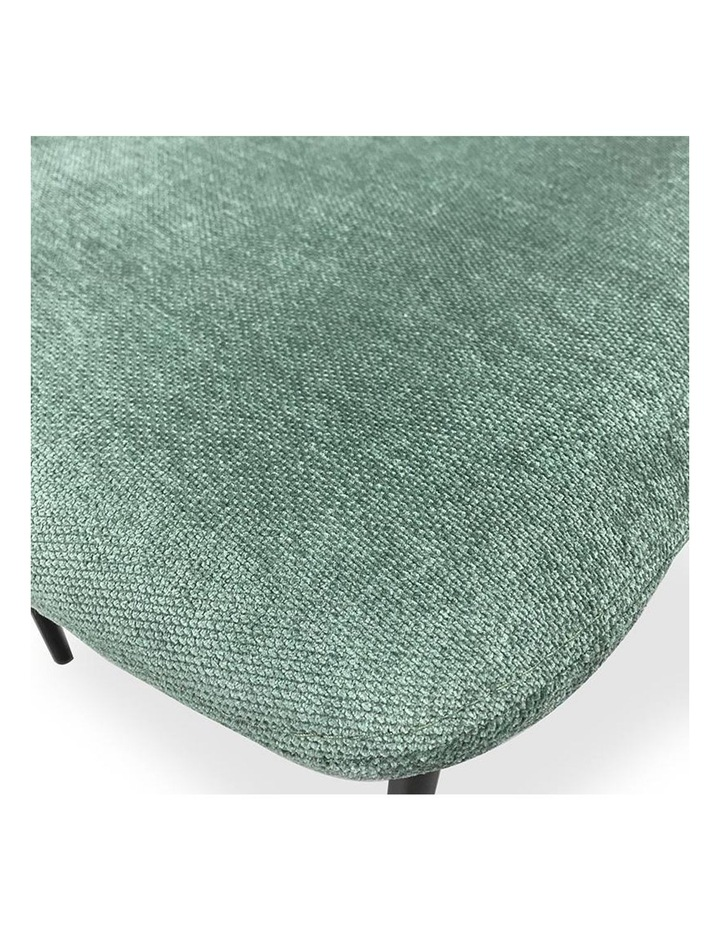 Kelby Arm Chair - Jade   Black image 7