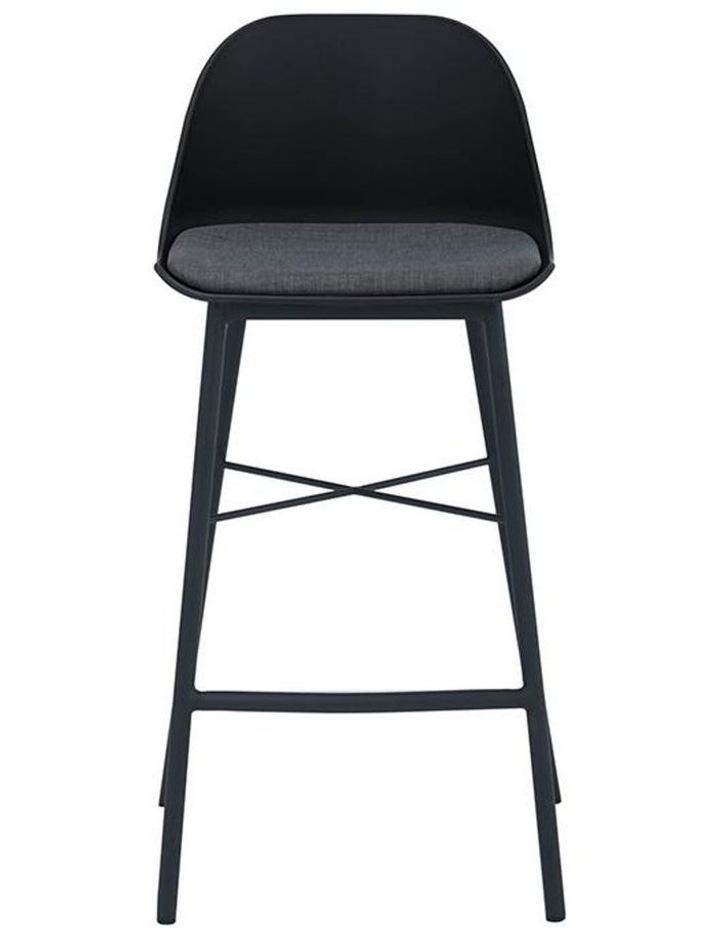 Laxmi Counter Stool - Black image 2