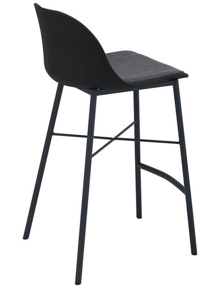 Laxmi Counter Stool - Black image 3