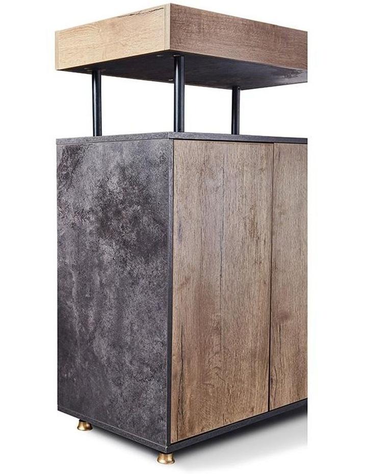 Parker Credenza Cabinet  1.6M - Tobacco image 3