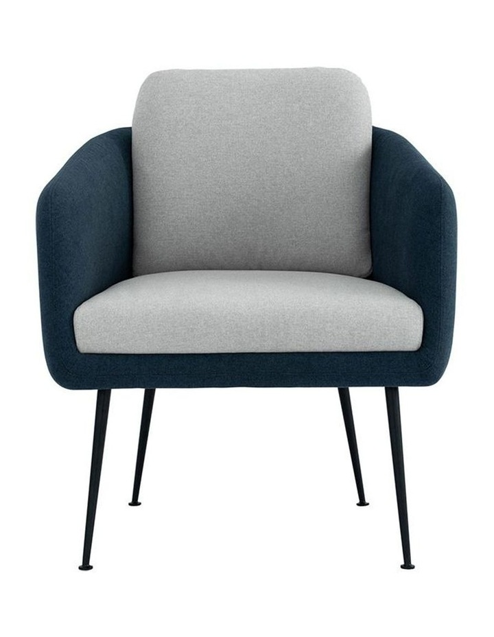 Cougar Lounge Chair - Twilight & Grey image 2