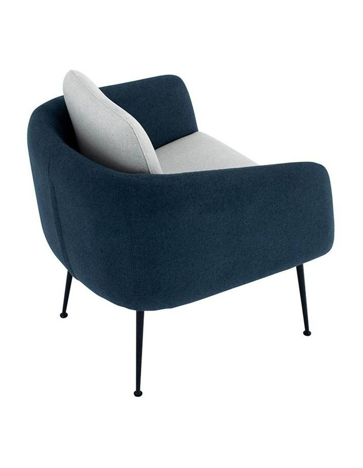 Cougar Lounge Chair - Twilight & Grey image 3