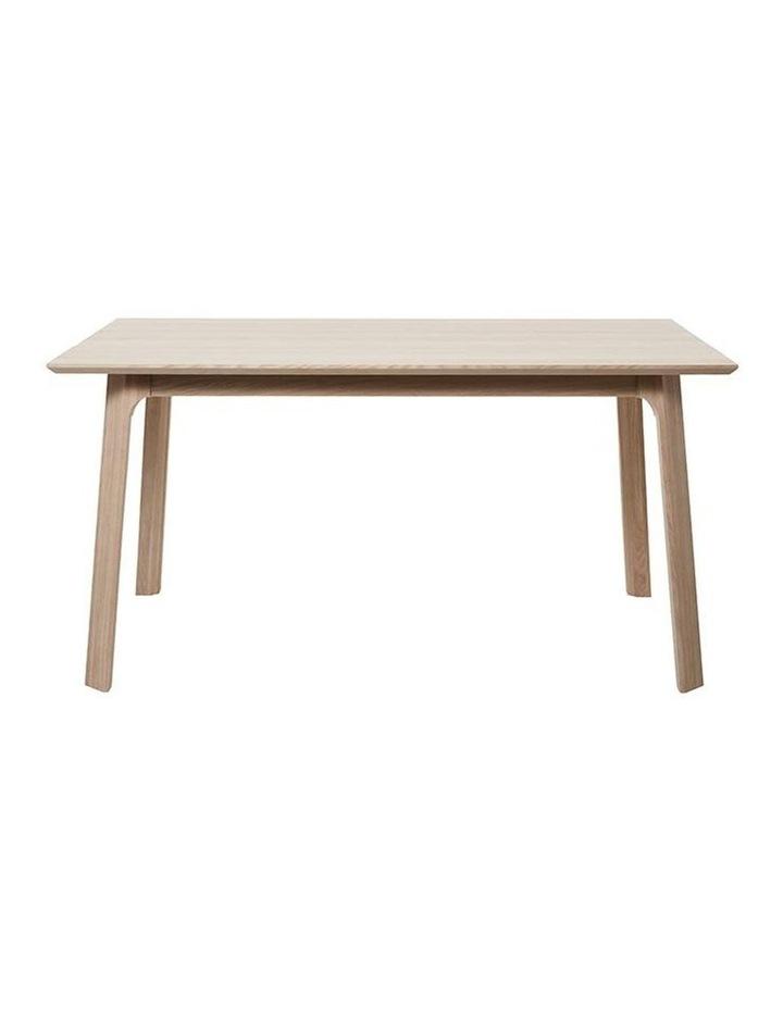 Capri Dining Table 1.5M -  Natural image 1