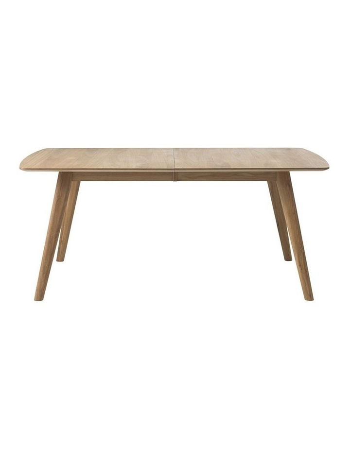Jarel Extendable Dining Table 180/270cm -  Natural image 1