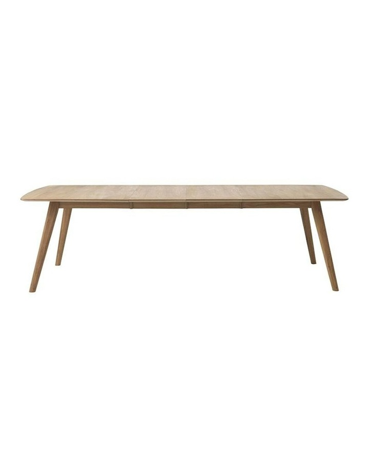 Jarel Extendable Dining Table 180/270cm -  Natural image 2