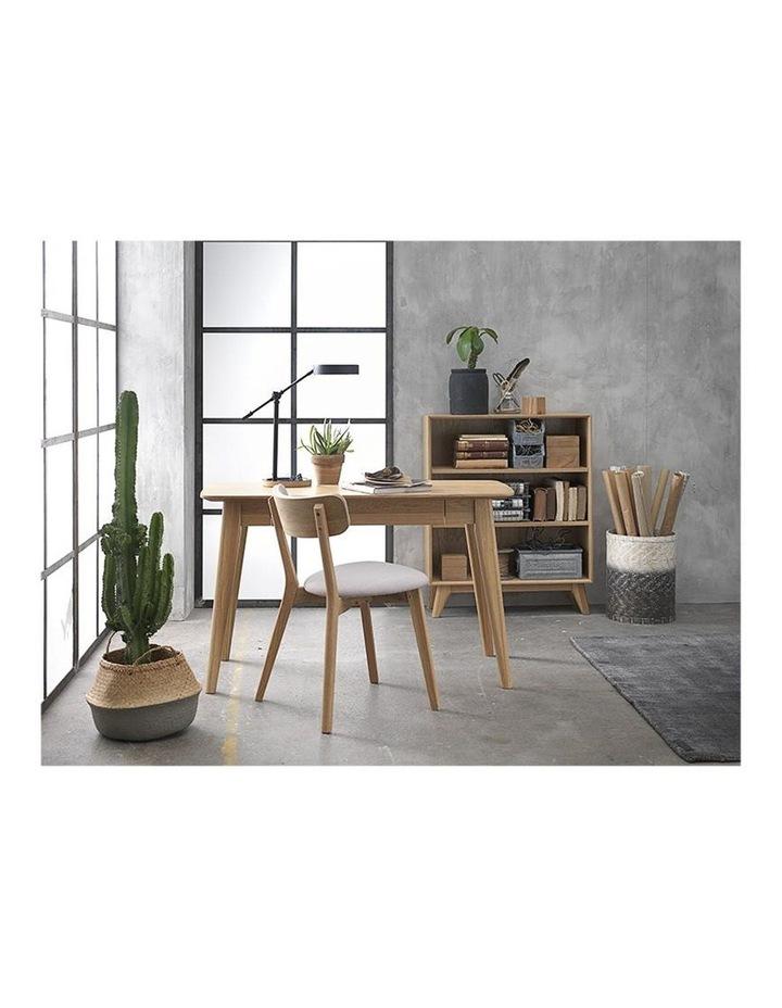 JAREL Study Desk 120cm -  Natural image 6