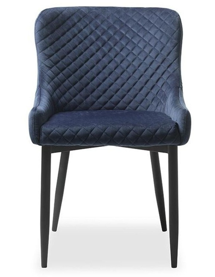 Danya Dining Chair - Blue image 3