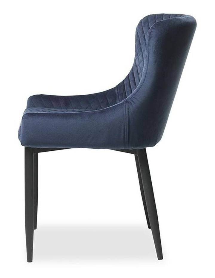 Danya Dining Chair - Blue image 4