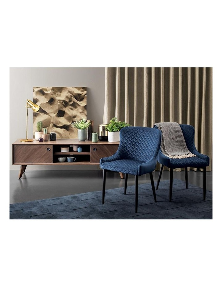 Danya Dining Chair - Blue image 6