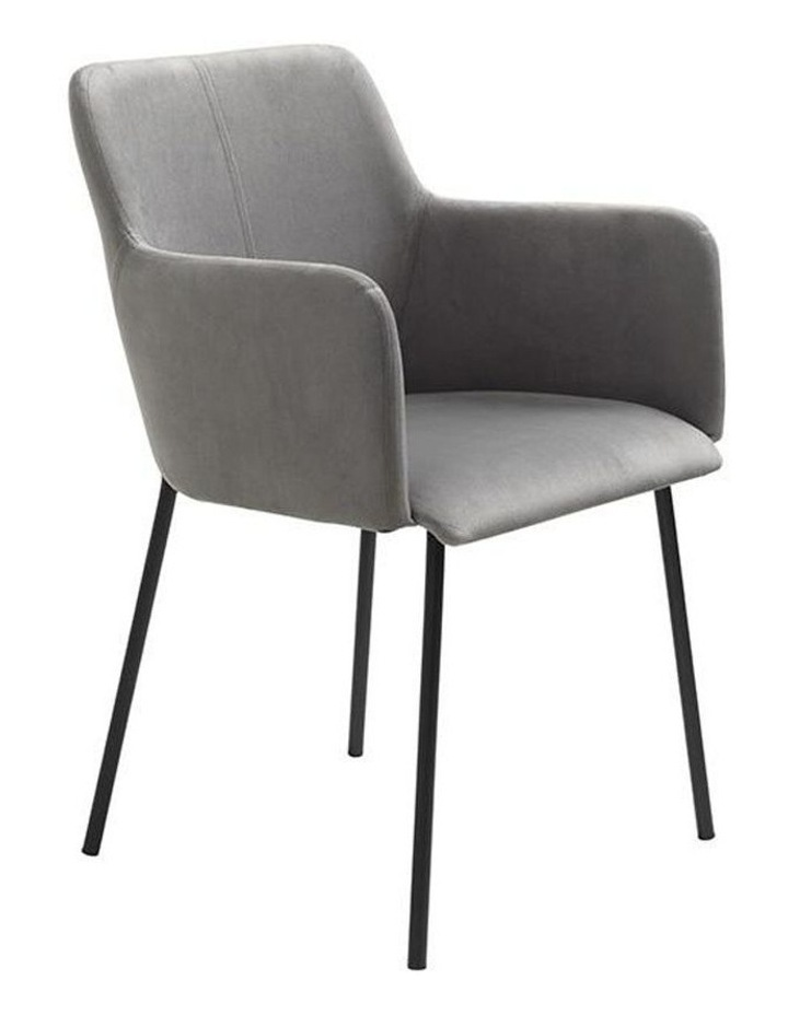 Desta Dining Chair - Grey image 1