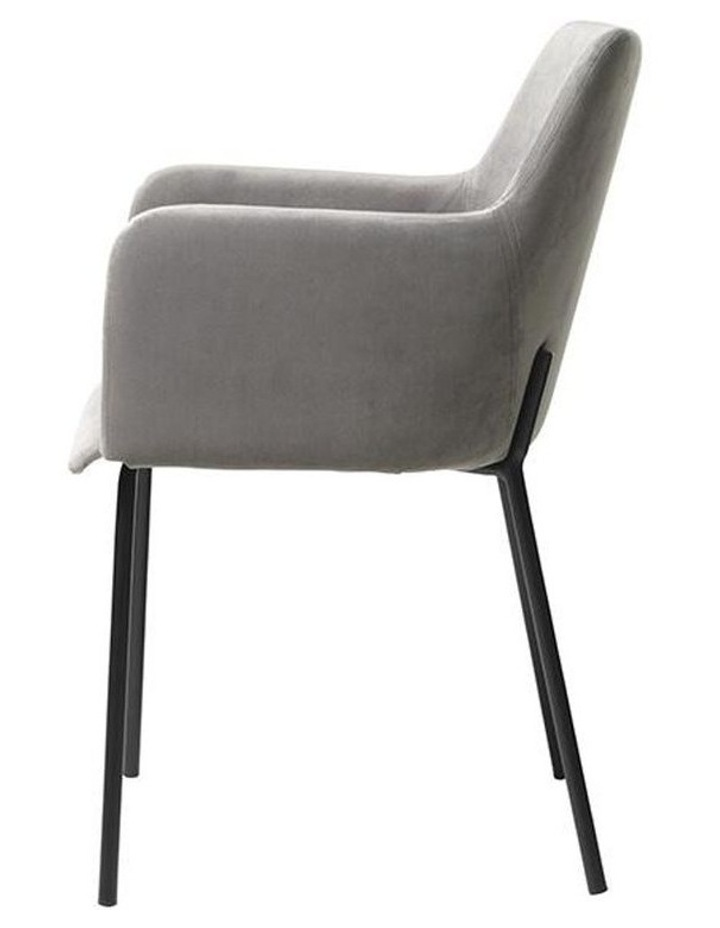 Desta Dining Chair - Grey image 2