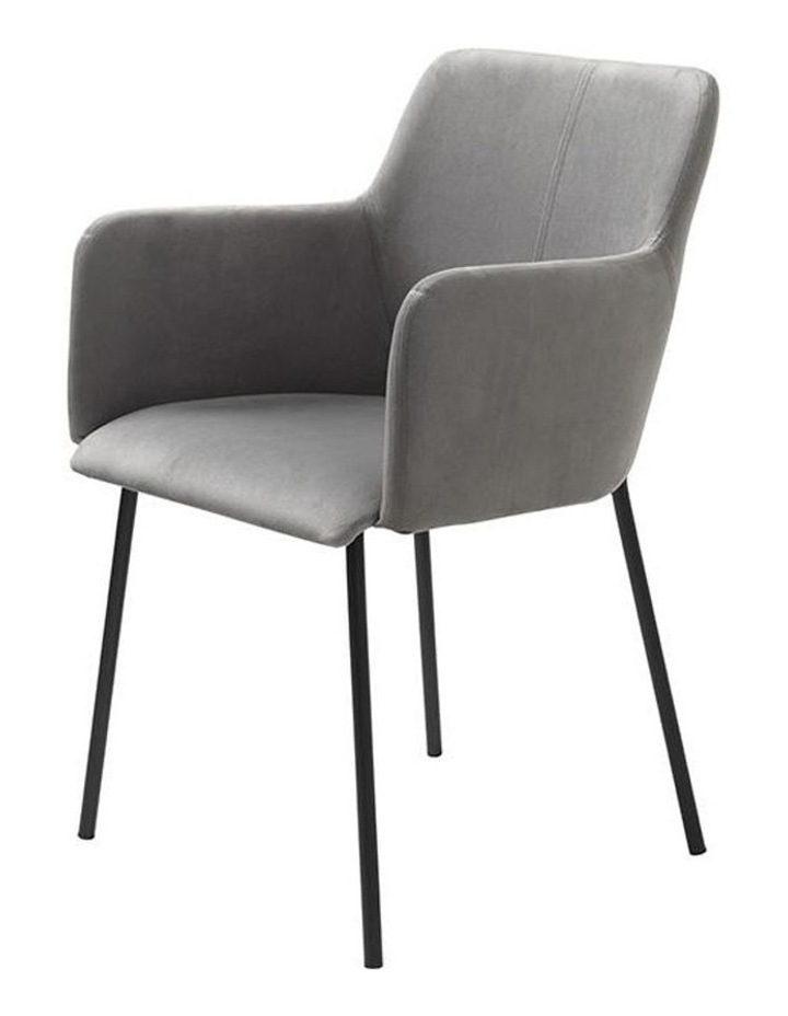 Desta Dining Chair - Grey image 3
