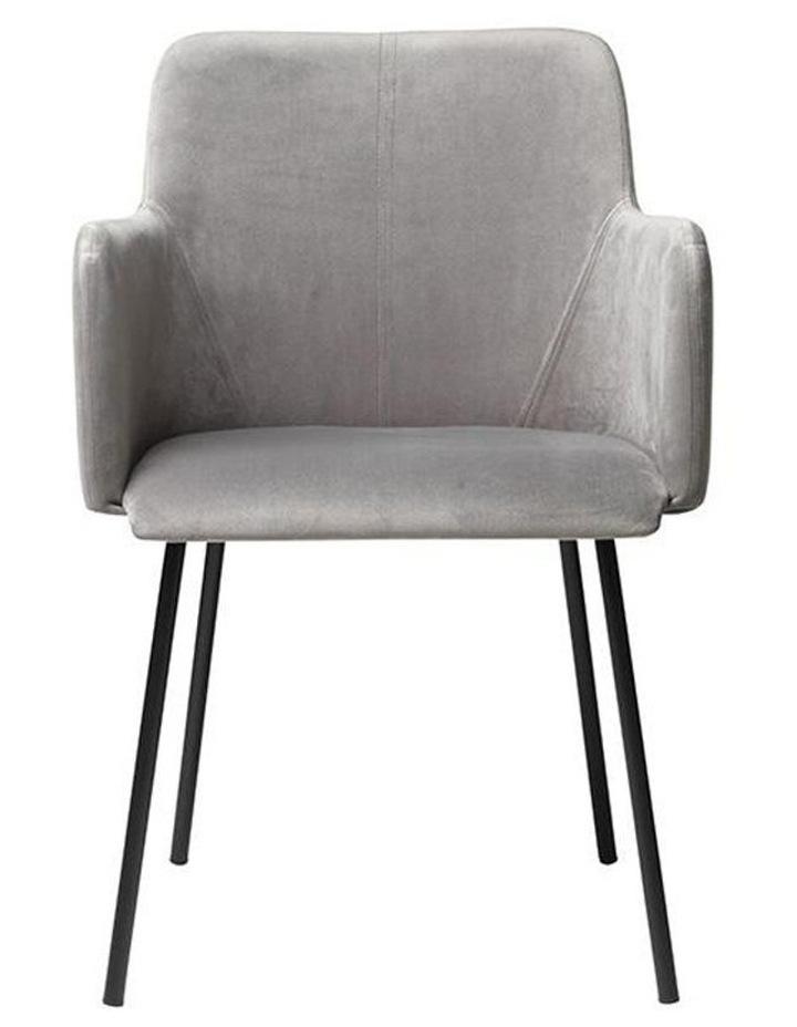 Desta Dining Chair - Grey image 4