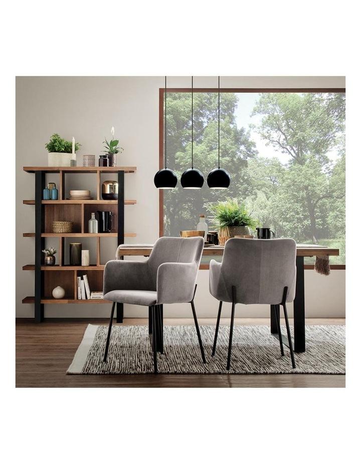 Desta Dining Chair - Grey image 7
