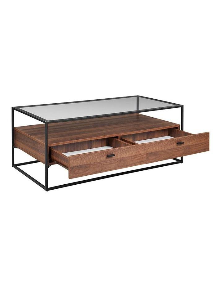 Esben Coffe Table 1.2M - Walnut image 4
