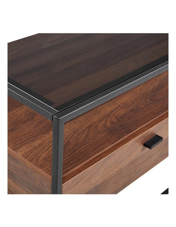 Esben Coffe Table 1.2M - Walnut image 5