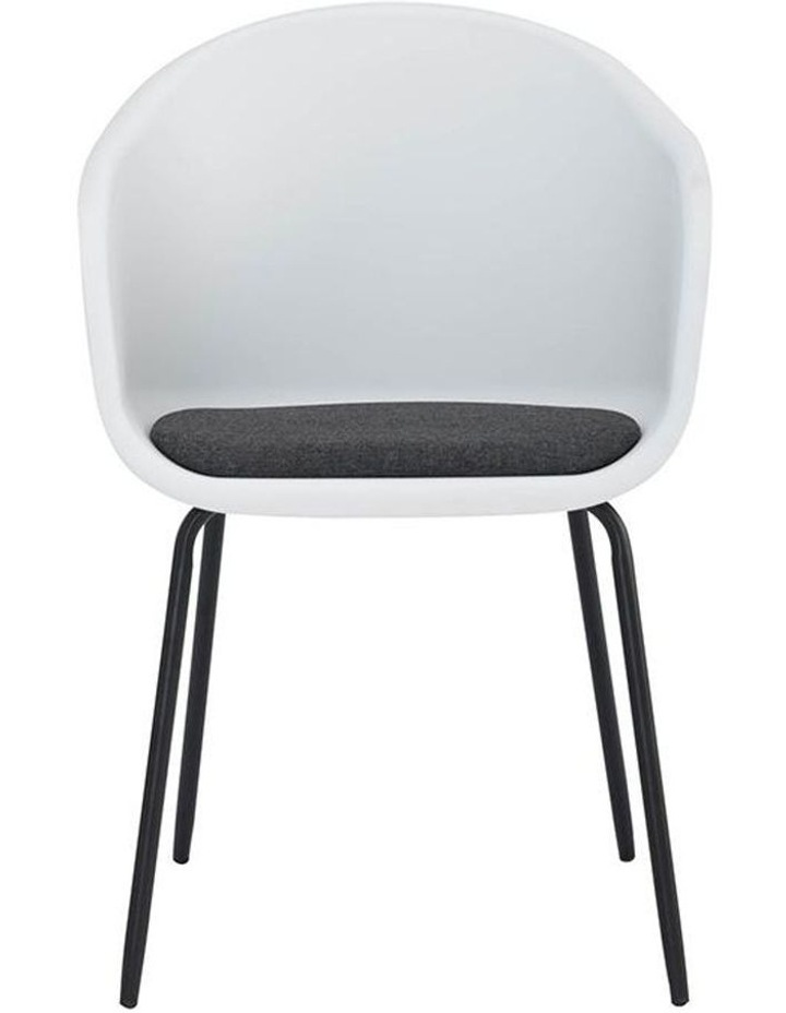 Colleen Dining Chair - White image 2