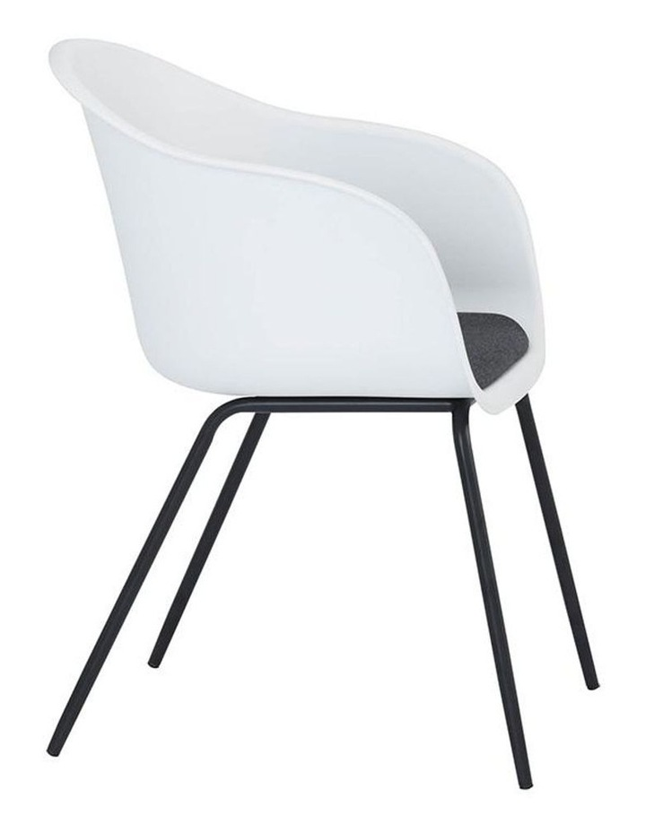 Colleen Dining Chair - White image 3