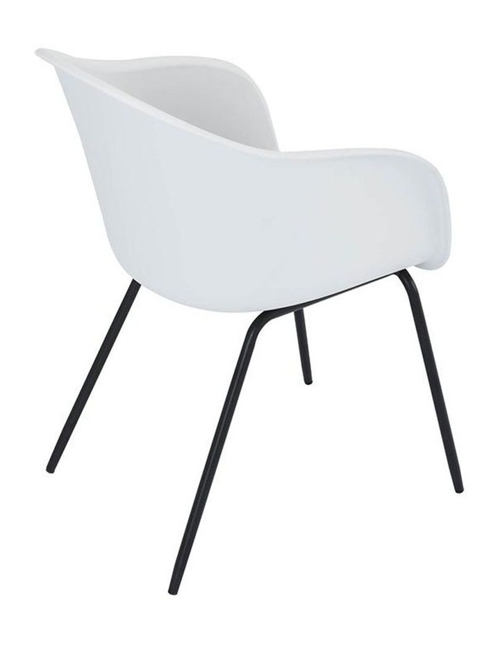 Colleen Dining Chair - White image 4
