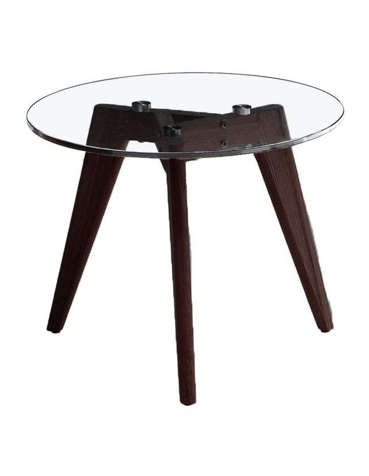 Lilo Coffee Table - Small - Walnut Brown image 2
