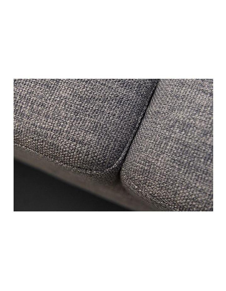 Gizi 3 Seater Sofa - Dark Grey image 3