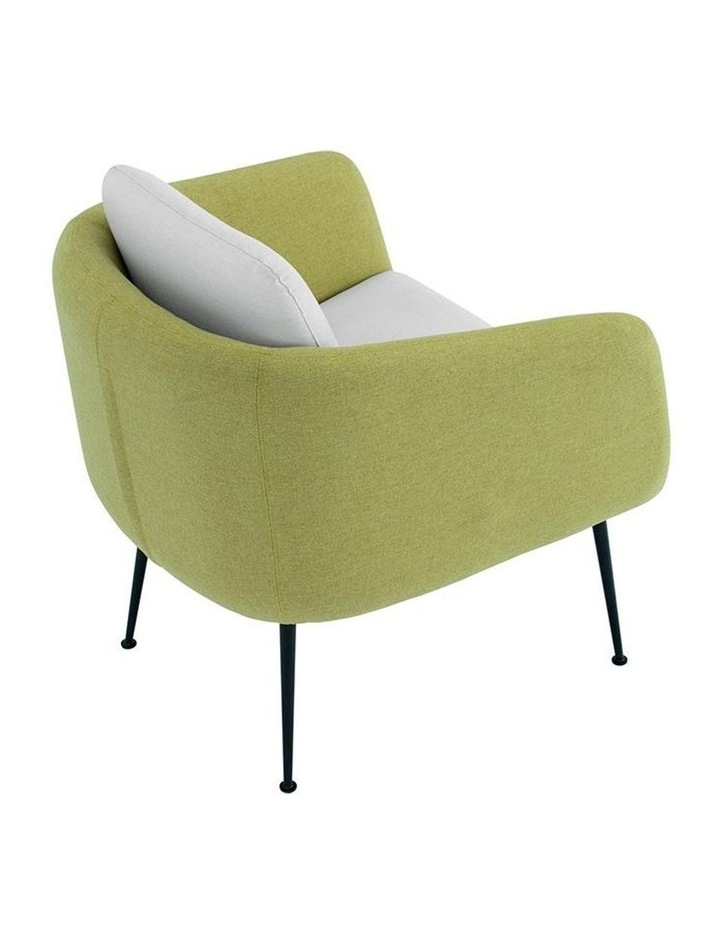 Cougar Lounge Chair - Tea Green & Pale Golden image 3