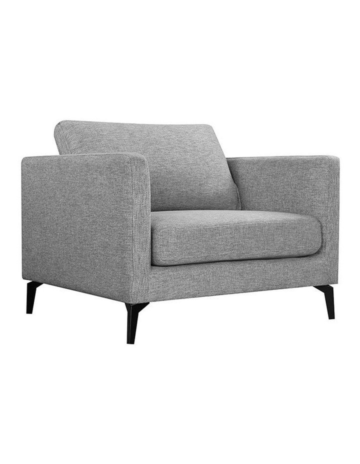 Gizi Single Seater Sofa - Grey image 1