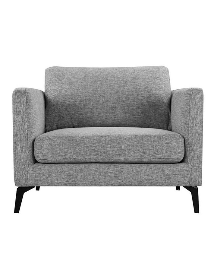 Gizi Single Seater Sofa - Grey image 2
