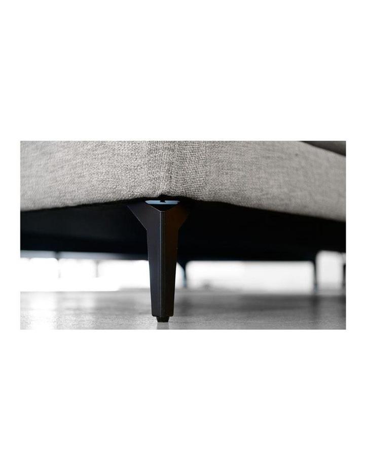 Gizi Single Seater Sofa - Dark Grey image 5