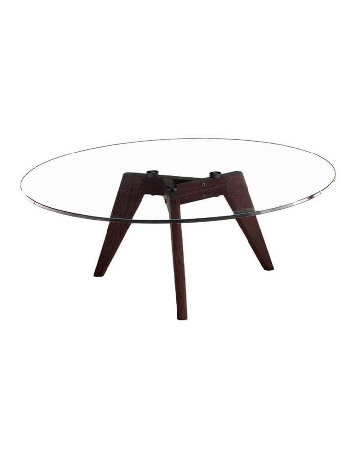 Lilo Coffee Table - Large - Walnut Brown image 2
