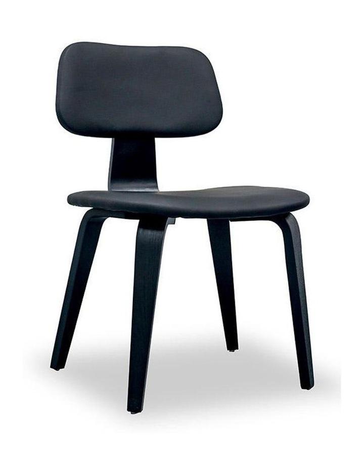 Grover  Dining Chair - Black Ash Veneer image 1