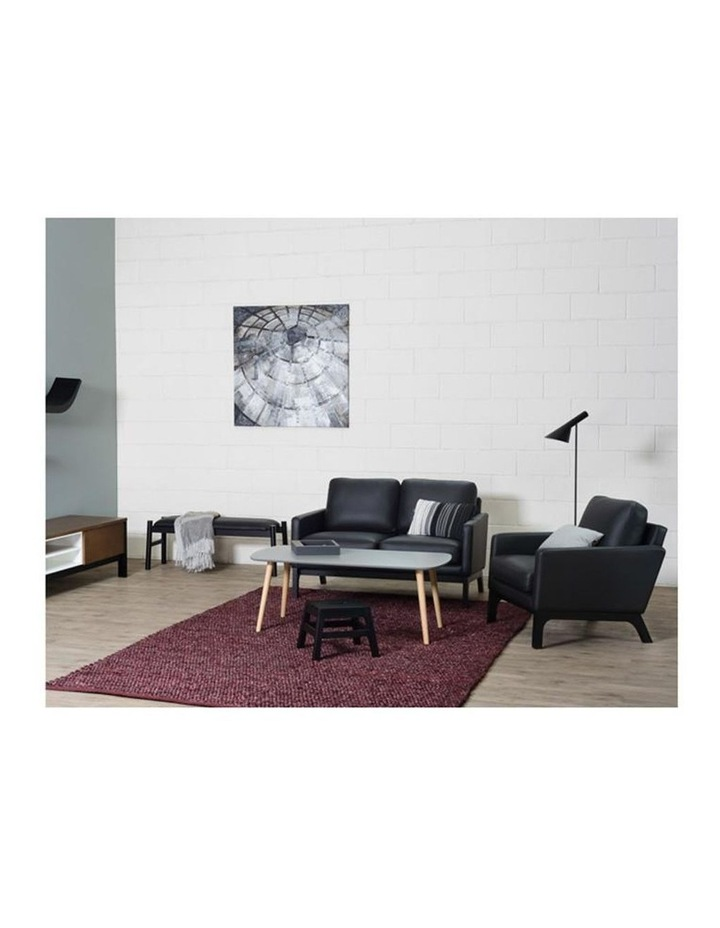 Cove Single Seater Sofa - Black image 2