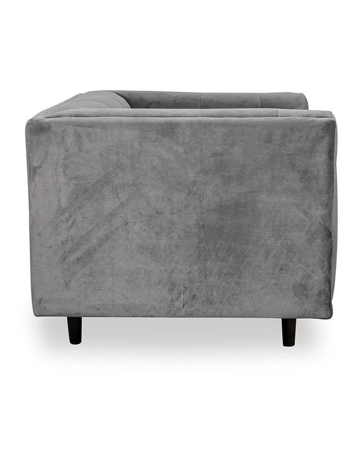 Taron Single Seater Sofa In Grey image 3