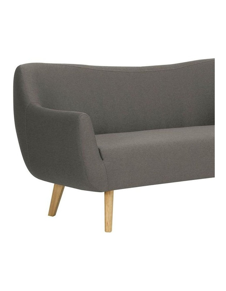 Clarus 3 Seater Sofa In Grey image 3