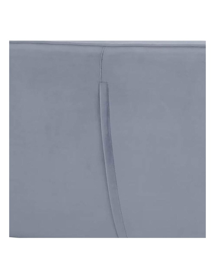 Escort 3 Seater Sofa In Grey image 6