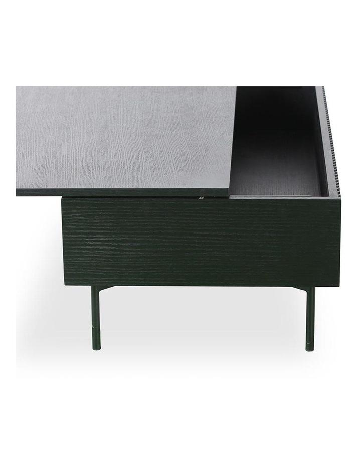 Segan 120cm Coffee Table - Black image 5