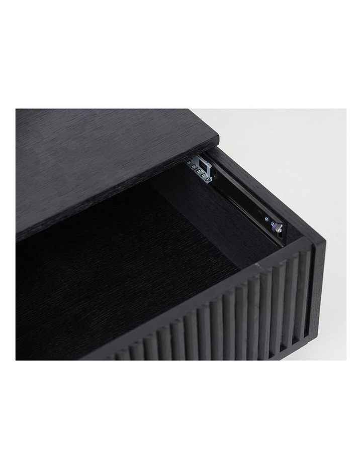 Segan 120cm Coffee Table - Black image 6