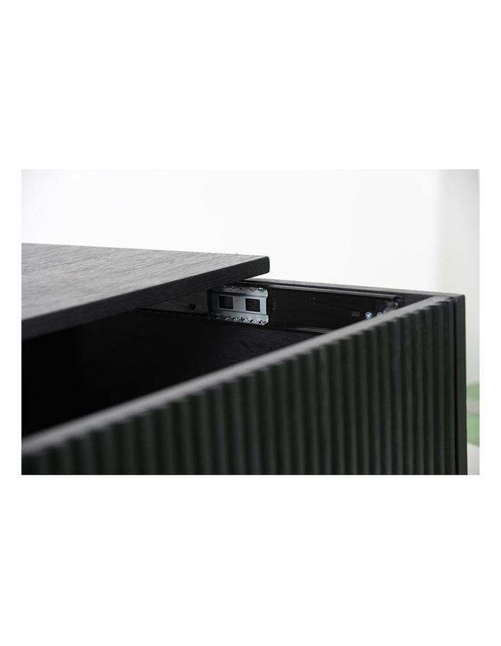 Segan 120cm Coffee Table - Black image 7