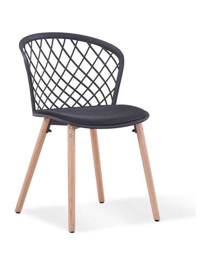Atalia Dining Chair - Black image 1