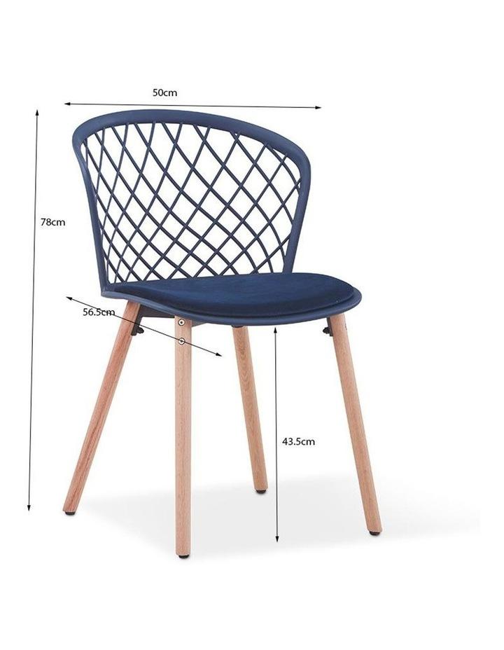 Atalia Dining Chair - Black image 7