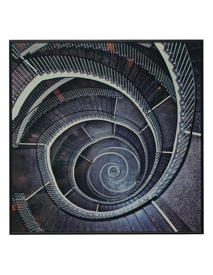 Staircase Acrylic Painting image 1