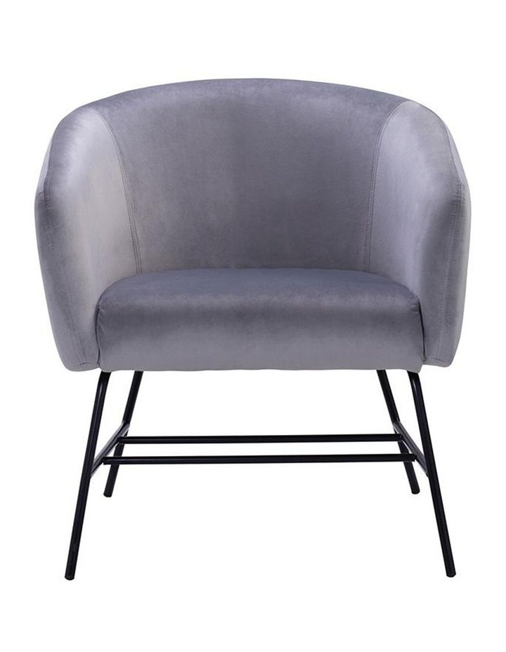 Galen Lounge Chair - Ash Grey image 2