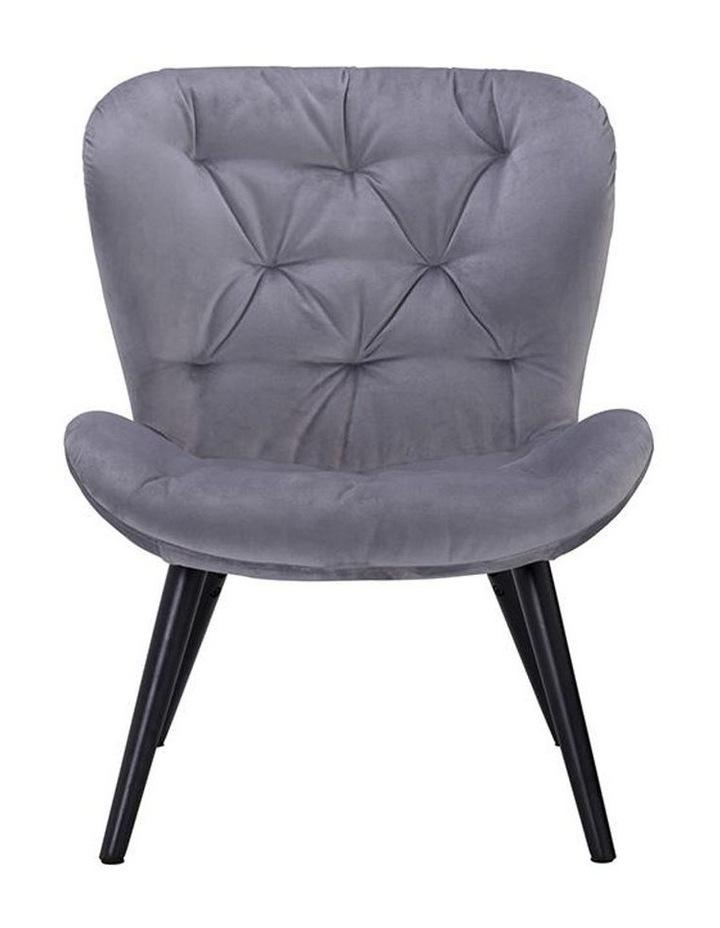 Salomi Lounge Chair - Ash Grey image 2