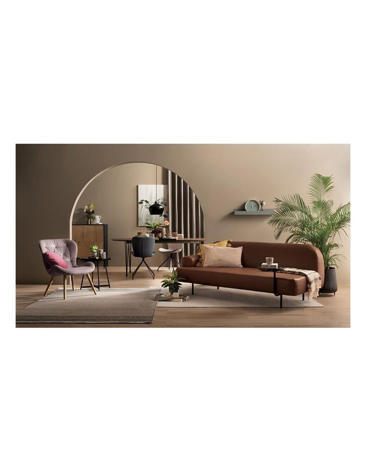 Salomi Lounge Chair - Ash Grey image 7