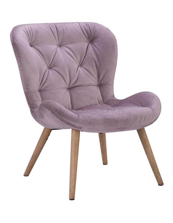Salomi Lounge Chair - Rosa image 1
