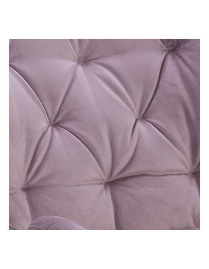 Salomi Lounge Chair - Rosa image 6