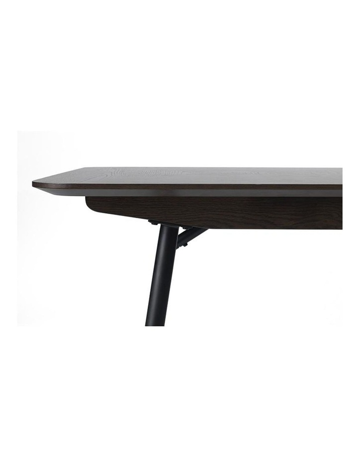 Latina Extendable Dining Table 1.8/2.3M -  Dark Brown image 7