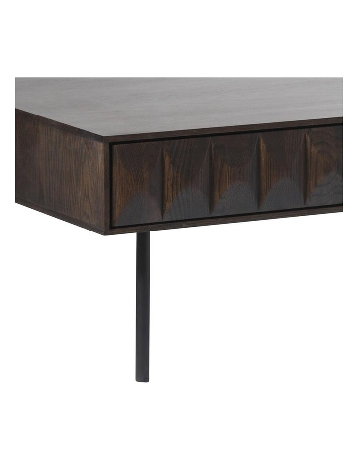 Latina Coffee Table 117cm - Dark Brown image 5